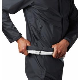 Mountain Hardwear Acadia Chaqueta Hombre, negro